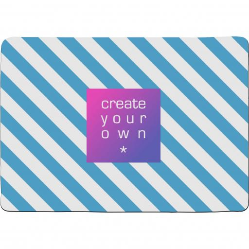 Create Your Own-Floor Mat - Rubber - Full Colour - 60cm x 90cm Create Your Own