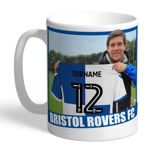 Bristol Rovers FC Manager Mug
