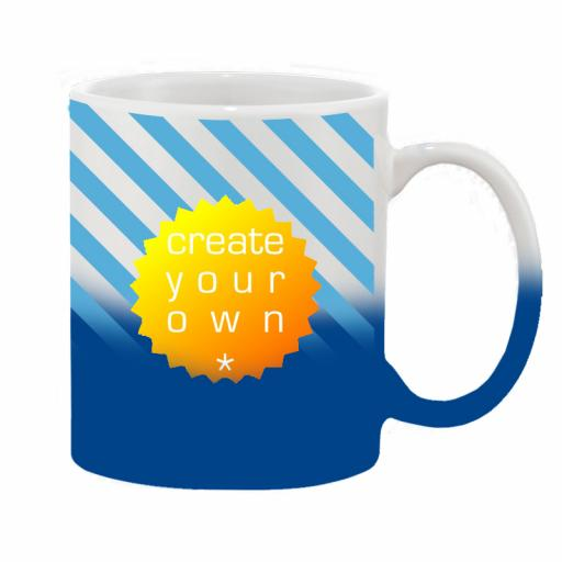 Mug - Colour Change Blue - Ceramic - 10 oz