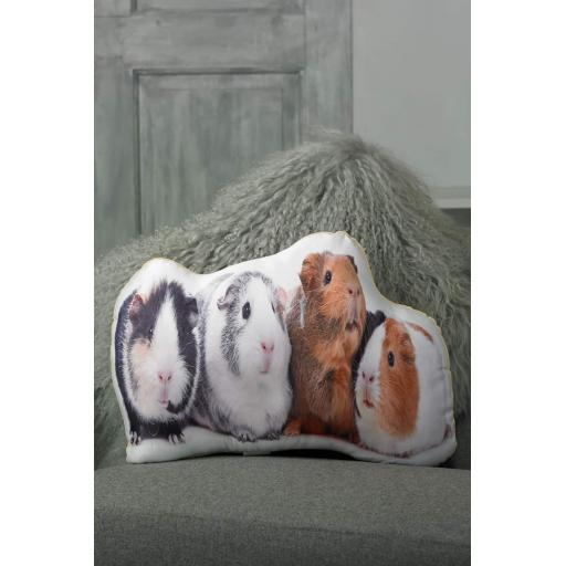 Guinea Pig Shaped Cushion Perfect Gift For Animal Lovers