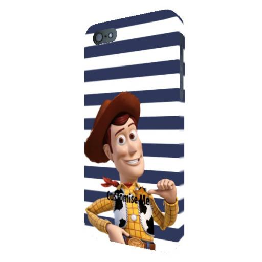 Disney Toy Story Woody iPhone 5 /5S / 5SE Clip Case