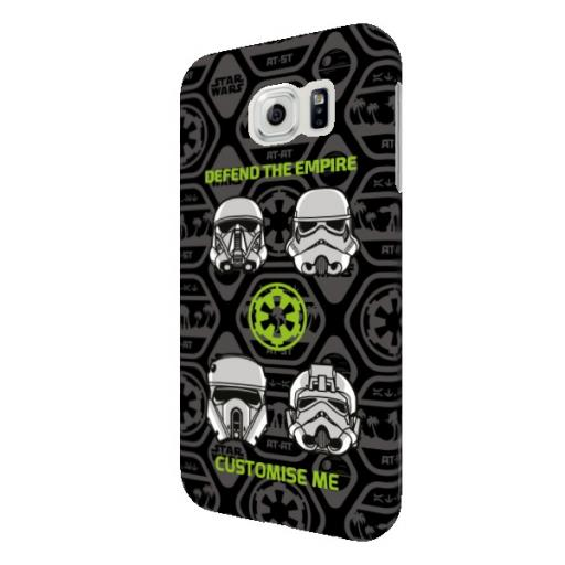 Star Wars Rogue One Defend The Empire Samsung Galaxy S6 Clip Case