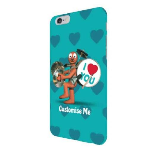 Aardman Morph 'I Love You' iPhone 6+/6s+ Clip Case
