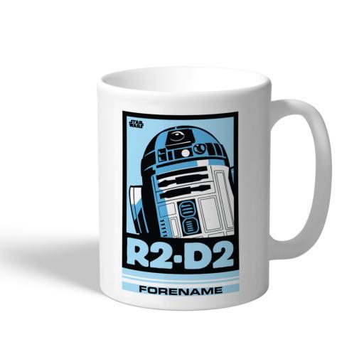 Star Wars R2 D2 Pop Art Mug