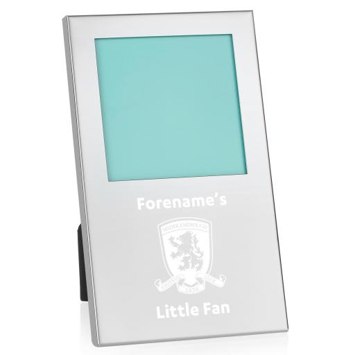 Middlesbrough FC Little Fan Photo Frame