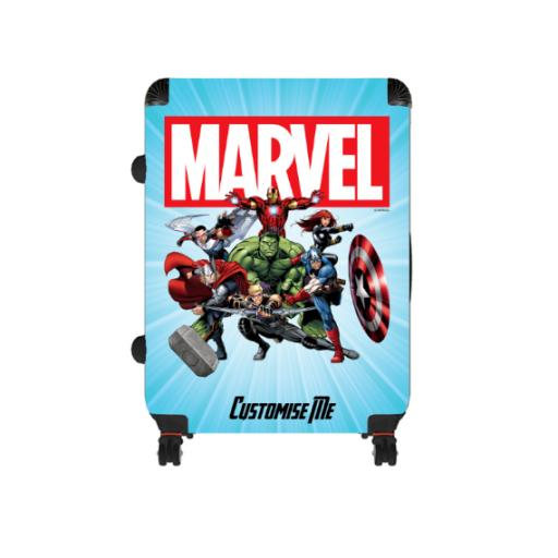 Marvel Avengers Group Large Suitcase