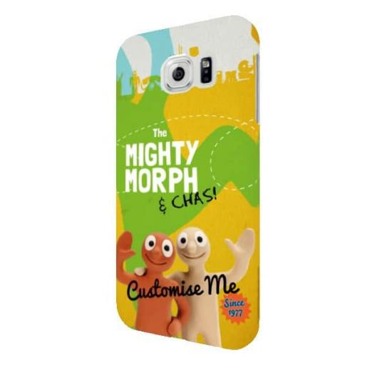 Morph The Mighty Morph & Chas Samsung Galaxy S6 Clip Case