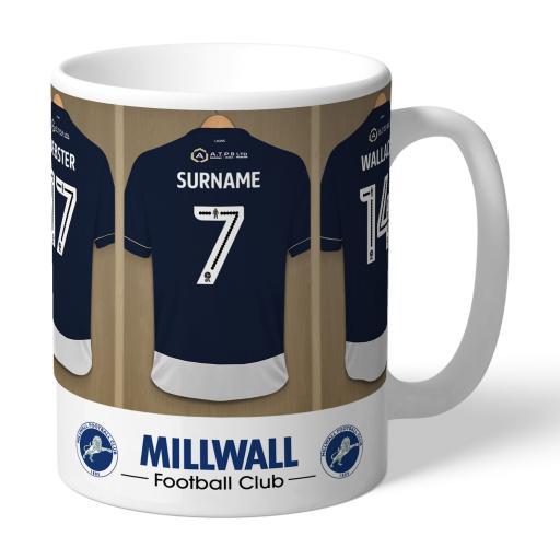 Millwall FC Dressing Room Mug