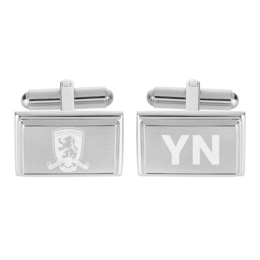 Middlesbrough FC Crest Cufflinks