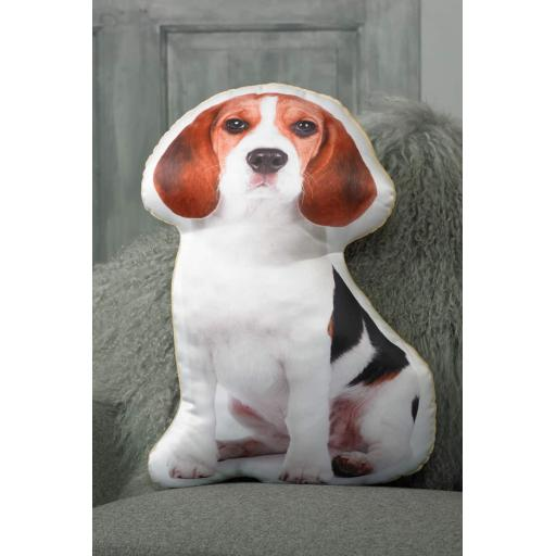 Beagle Shaped Cushion Perfect Gift For Dog Lovers