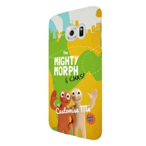 The Mighty Morph & Chas Samsung Galaxy S6 Edge Clip Case
