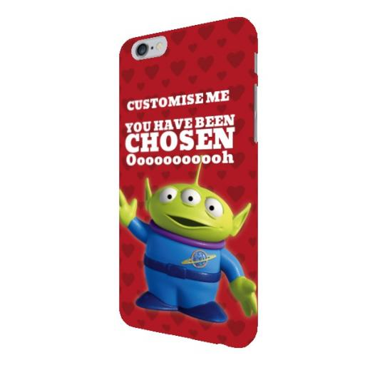 Disney Toy Story Valentines Alien You Have Been Chosen iPhone 6/6S Clip Case