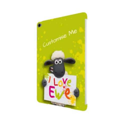 Aardman Shaun The Sheep Valentines Print iPad Air 2 Clip Case