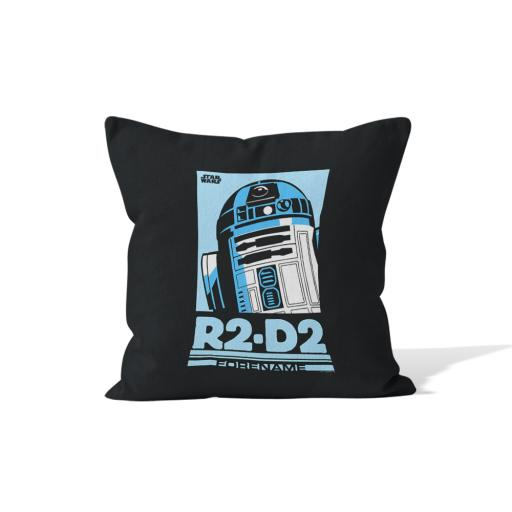 Star Wars R2 D2 Pop Art Cushion