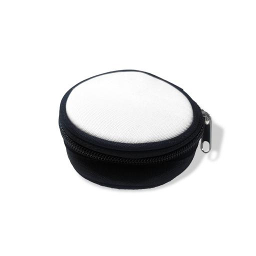 Create Your Own Coin Purse - Polyester - Black-