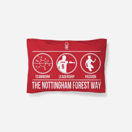 Nottingham Forest FC Way Pillowcase