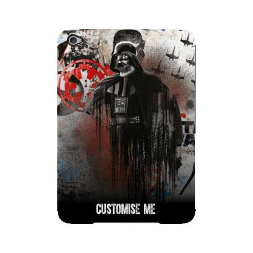 Star Wars Rogue One Darth Vader iPad Mini 4 Clip Case