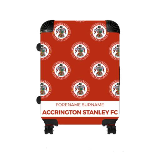 Accrington Stanley Mini Crest Medium Suitcase