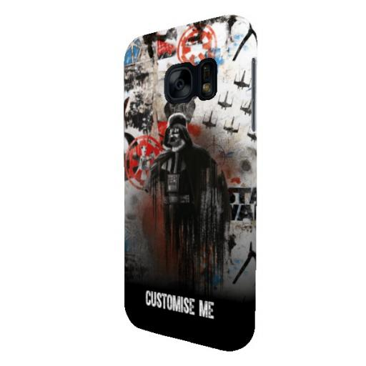 Star Wars Rogue One Darth Vader Samsung Galaxy S7 Clip Case