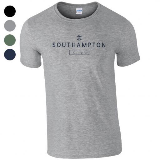 Southampton FC Minimal T-Shirt