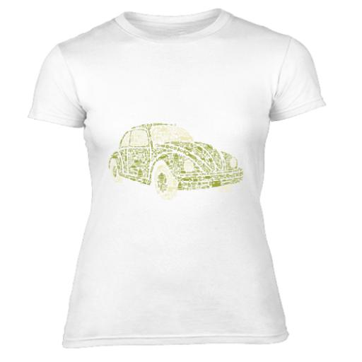 VW Bug Love Women's T-Shirt