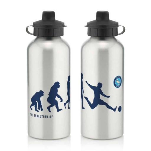 Wycombe Wanderers Evolution Water Bottle
