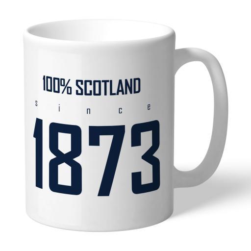 Scotland 100 Percent Mug