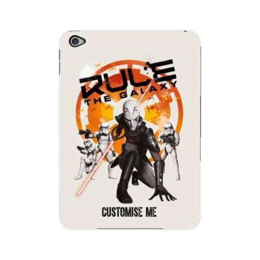 "Star Wars Rebels ""Rule The Galaxy"" iPad Mini 4 Clip Case"