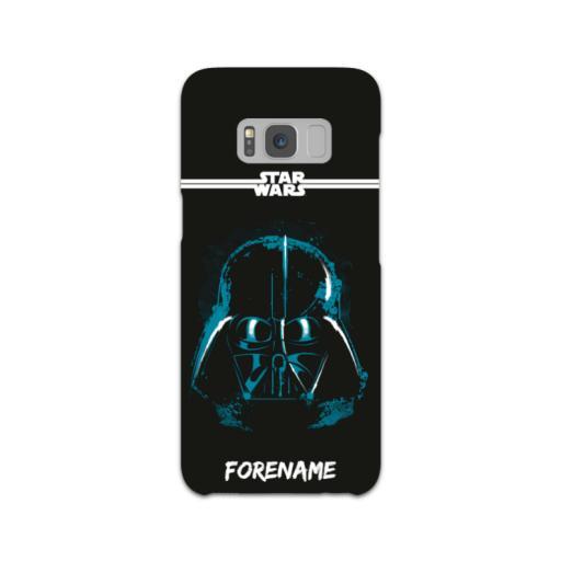 Star Wars Darth Vader Paint Samsung Galaxy S8
