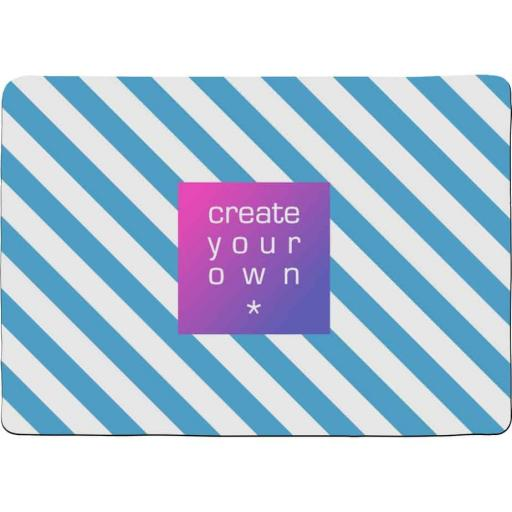 Create Your Own-Floor Mat - Rubber - Full Colour - 40cm x 60cm Create Your Own