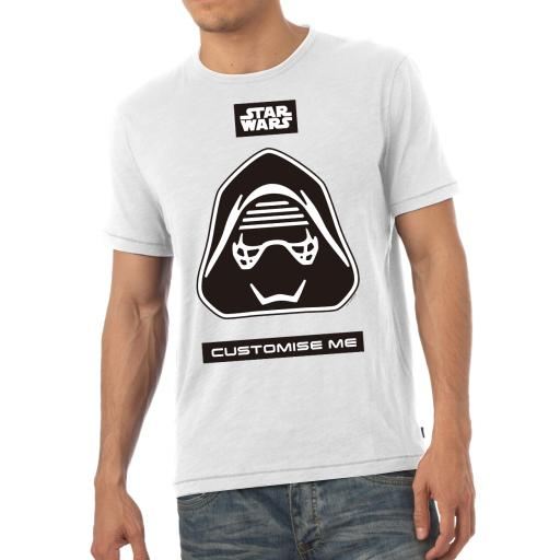 Star Wars Kylo Ren Mens T-shirt