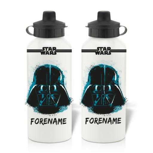 Star Wars Darth Vader Paint Aluminium Water Bottle