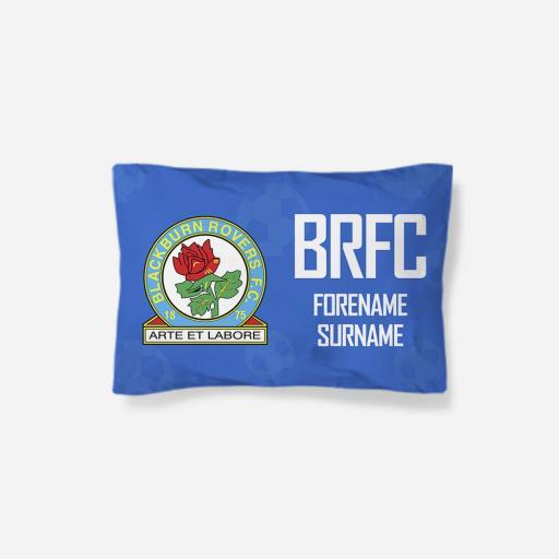 Blackburn Rovers FC Crest Pillowcase