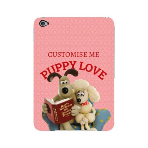 Wallace And Gromit Puppy Love iPad Mini 4 Clip Case