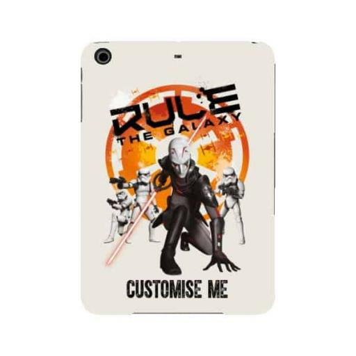 "Star Wars Rebels ""Rule The Galaxy"" iPad Mini 2/3 Clip Case"