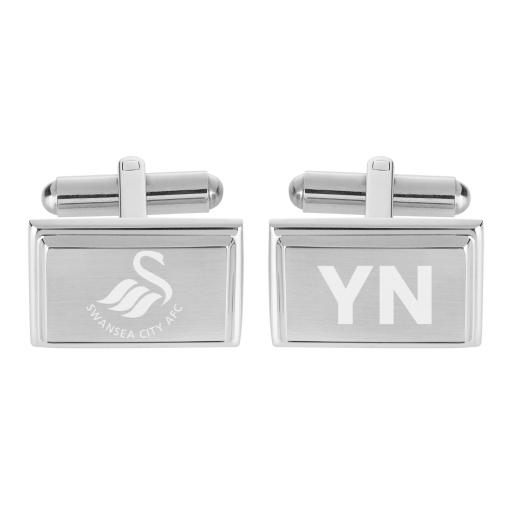 Swansea City AFC Crest Cufflinks