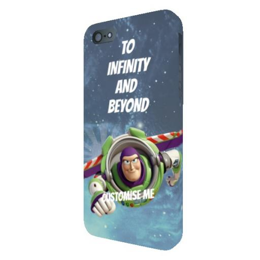 Disney Toy Story Buzz Infinity iPhone 5 /5S / 5SE Clip Case