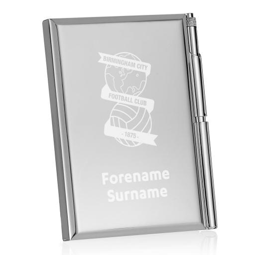 Birmingham City FC Crest Address Book