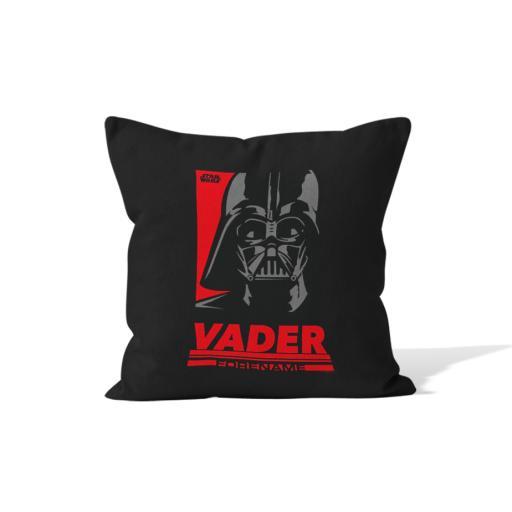 Star Wars Vader Pop Art Cushion