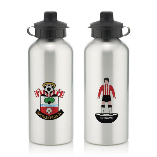 Southampton FC Player Figure Water Bottle
