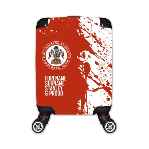 Accrington Stanley Proud Kid's Suitcase