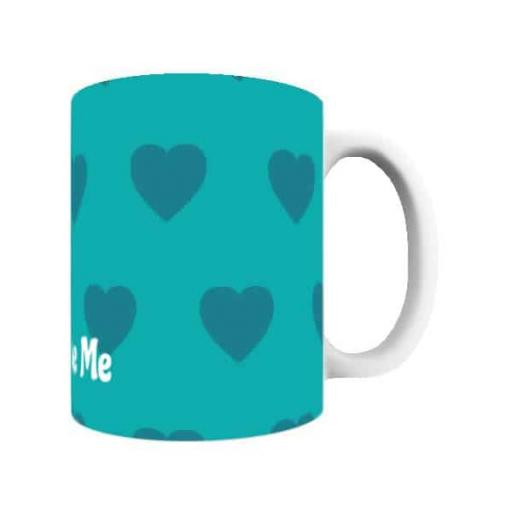 Aardman Morph 'I Love You' Mug