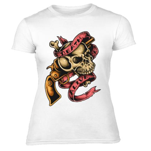 Death Or Alive Women's T-Shirt