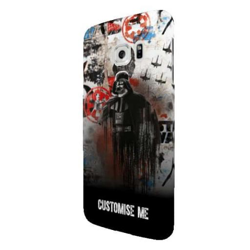 Star Wars Rogue One Darth Vader Samsung Galaxy S7 Edge Clip Case