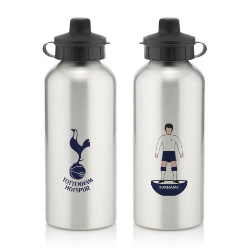 Tottenham Hotspur FC Player Figure Water Bottle