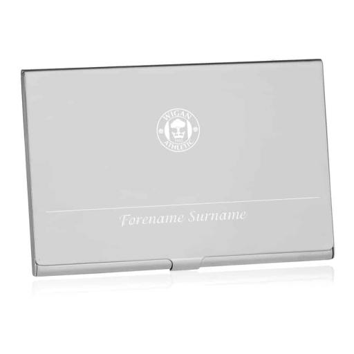Wigan Athletic FC Executive Business Card Holder