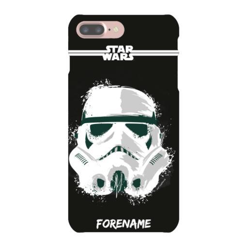 Storm Trooper Paint iPhone 6/6S Case