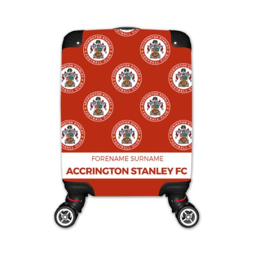 Accrington Stanley Mini Crest Kid's Suitcase