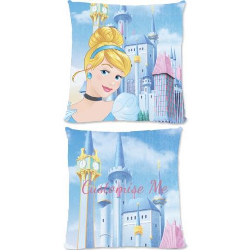 Disney Princess Cinderella Large Fiber Cushion