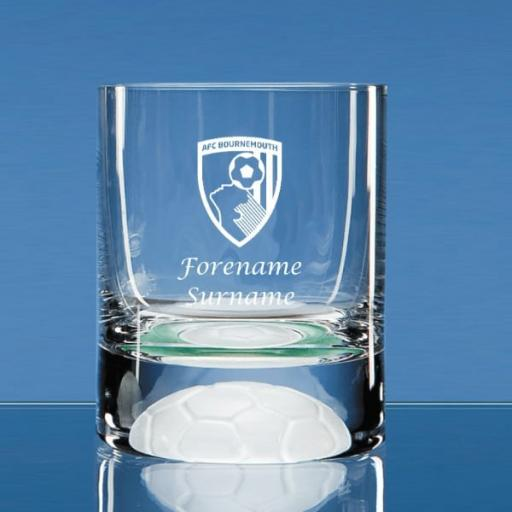 AFC Bournemouth Crest Ball Base Tumbler